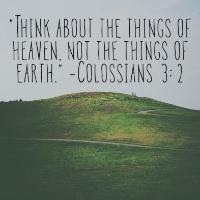 Colossians 3.2