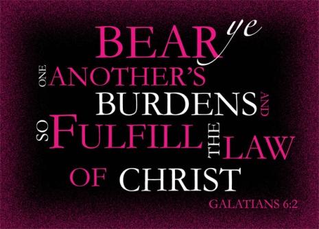 Galatians 6.1-2
