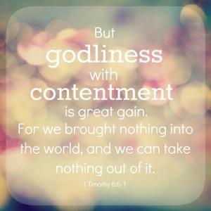 1 Timothy 6.6